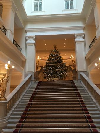 Corinthia Hotel Budapest: Продолжаем праздноват Новый Год!!