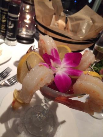 shrimp cocktail picture of ophelia s on the bay siesta key rh tripadvisor ca