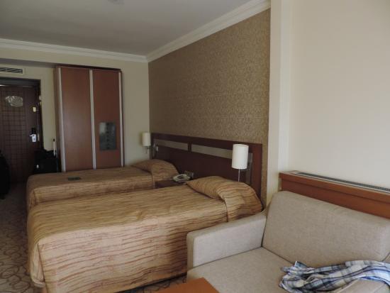 Almer Hotel Ankara: Hotel Almer Ankara