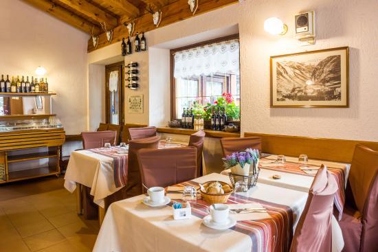 Hotel Coeur du Village: sala colazioni