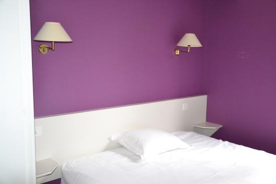 Interhotel Figeac : Chambre confort