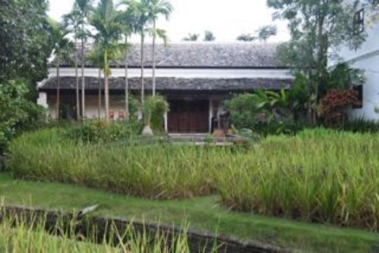 Saraphi, Tailândia: spa pavilion