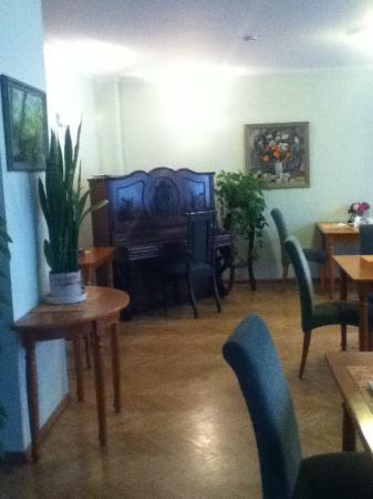 Krisjanis & Gertrude : breakfast place