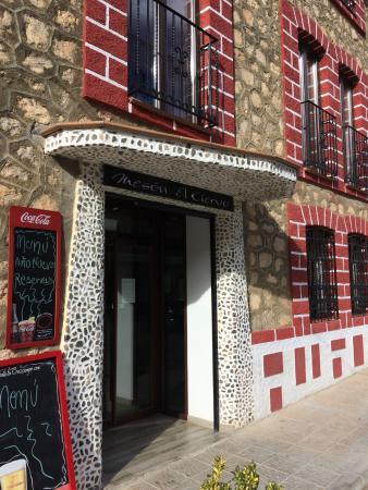 Burunchel, İspanya: Entrada