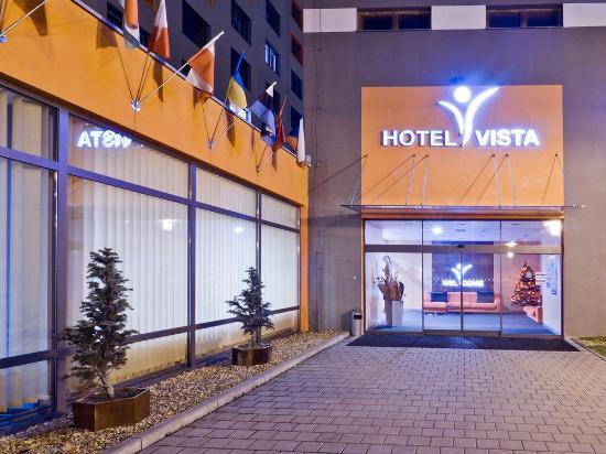 Hotel Vista: Exterier