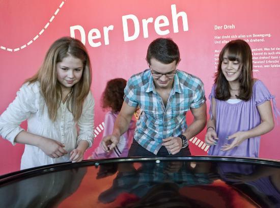 Пирмазенс, Германия: Spannendes Forschen und Tüfteln im Dynamikum/Bildquelle: Dynamikum Pirmasens