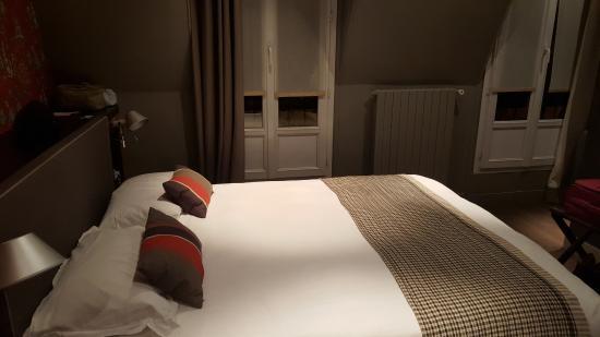 Louison Hotel: Stanza