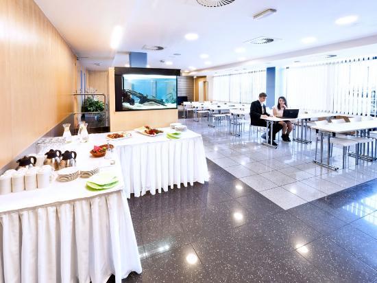 Hotel Vista: Konferenční postory