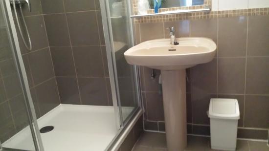 Corbais, Bélgica: o banheiro
