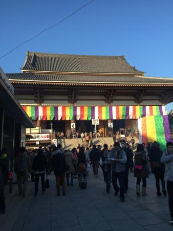 Sojiji Temple (Nishiarai Daishi): 西新井大師