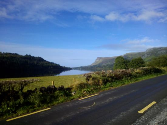 County Leitrim, Irland: View from front of Teashed