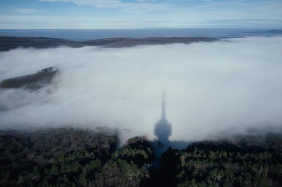 TV Tower : Köd felett