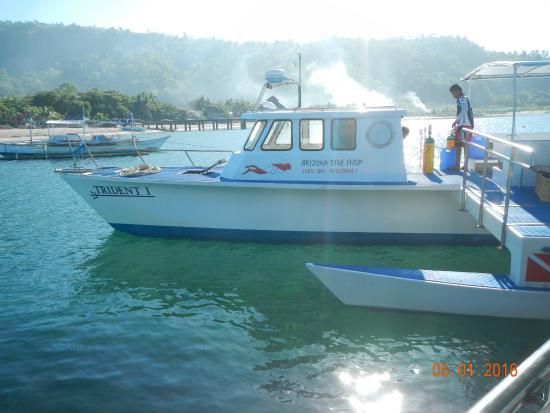 Subic, Filipinas: Trident 1