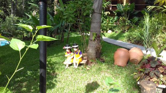 Macacos, MG: decoração