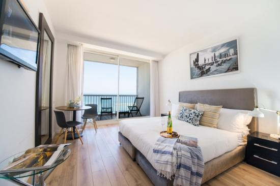 Sea Executive Suites : Studio Deluxe room