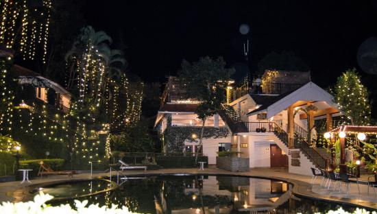 Cardamom County: Poolside New Years Eve 2015