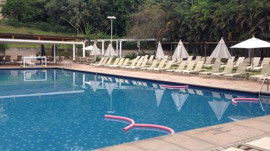 Grande Hotel Sao Pedro: piscina grande