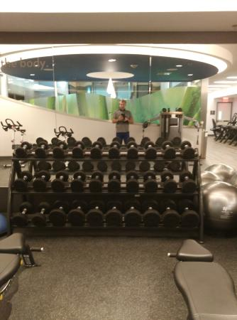 great gym picture of even hotel times square south new york city rh tripadvisor com