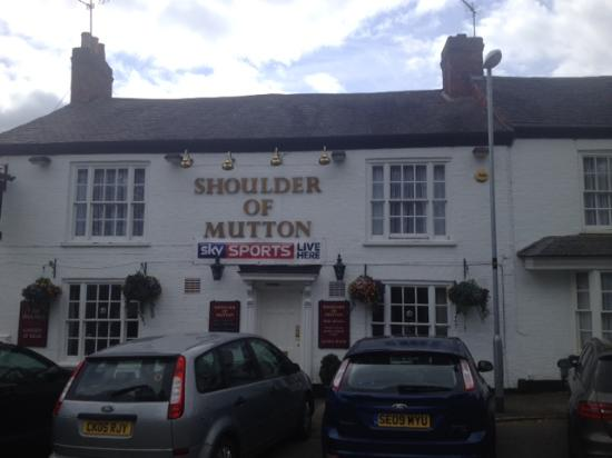 Great Bowden, UK: Shoulder of Mutton