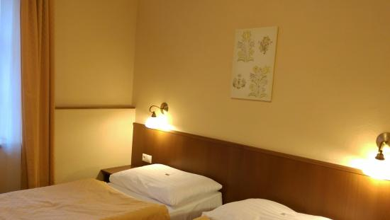 Hotel Majolika double room