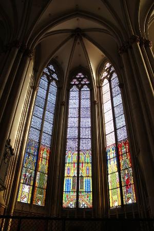 Cologne Cathedral (Dom): Windows 2