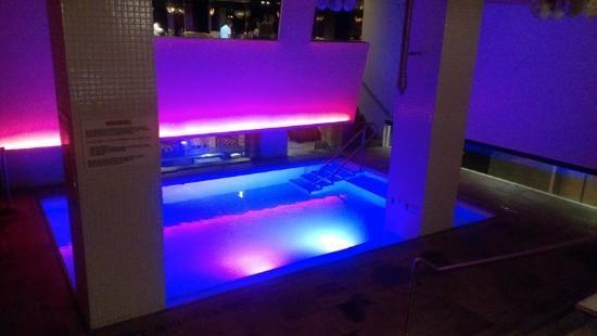 The pool - Picture of Room Mate Grace, New York City - TripAdvisor