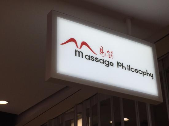 Massage Philosophy - Wintergarden