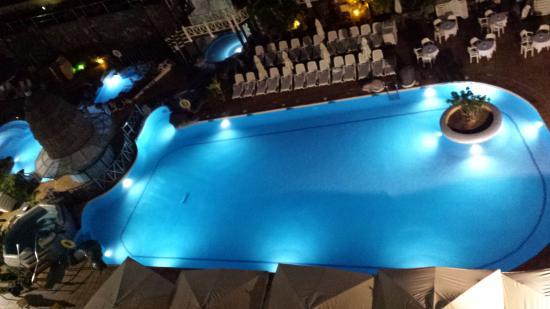 IFA Catarina Hotel : Poolbereich - Hotel IFA Catarina