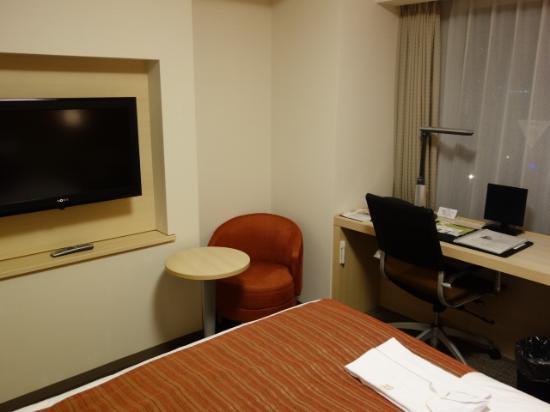Richmond Hotel Aomori: モデレートシングル