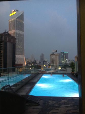 swimming pool on the room picture of pacific regency hotel suites rh tripadvisor ie