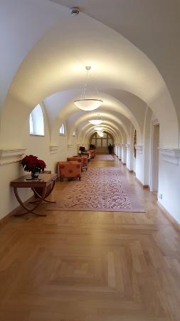 Mandarin Oriental, Prague: Corridor