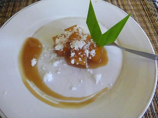 Payuk Bali Cooking Class: Sweet potato