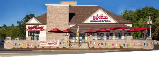 Wayback Burgers Salem