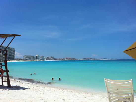 Club Med Cancun Mer