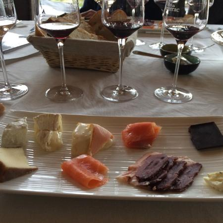 Saussignac, Francia: WIne and Food Pairing
