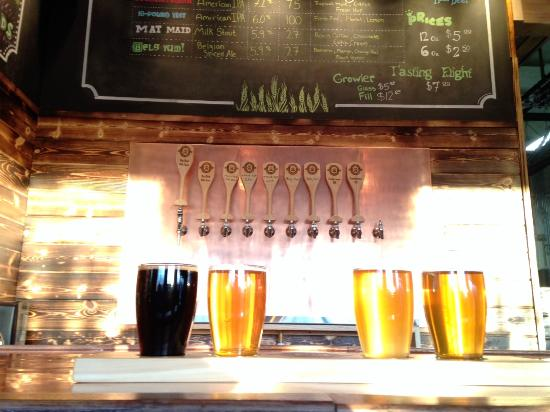 Wasilla, AK: BRBC beers