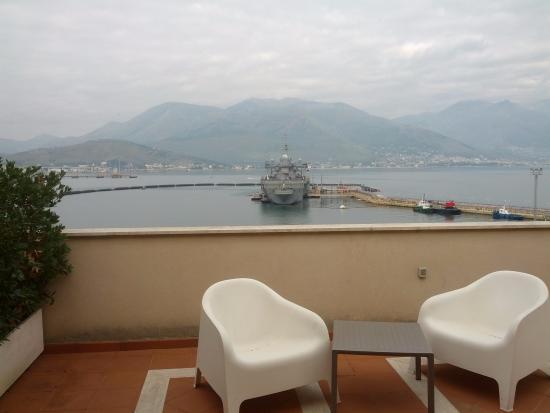 Gajeta Hotel: Vista dalla suite