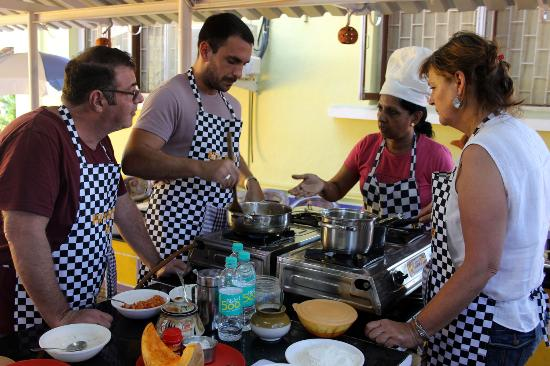Image result for Cooking Class in goa