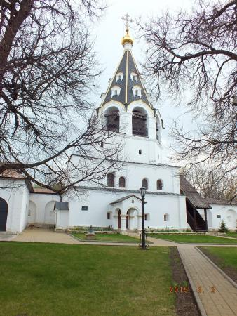Church in Honor of the Tikhvin Icon of the Mother of God