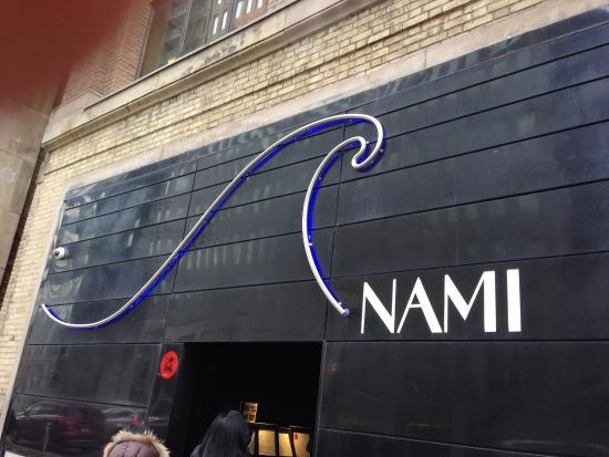 Nami Japanese Restaurant Toronto On