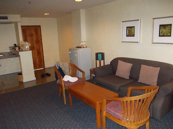 Sandy Spring Hotel: Room