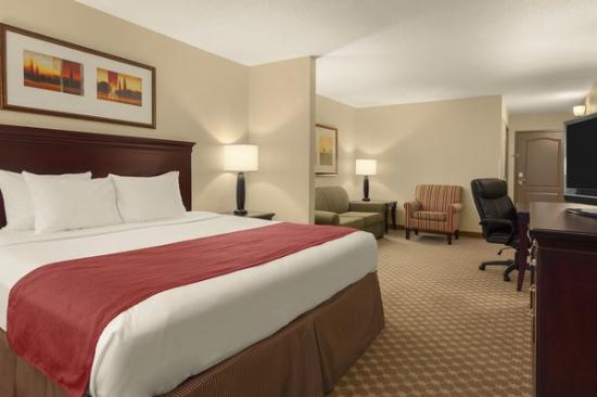 Country Inn & Suites by Radisson, Doswell (Kings Dominion), VA : Studio Suite