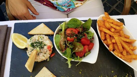 La Tour du Molard : Salade césar