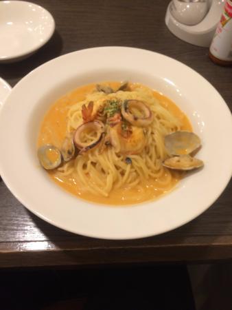 Yudeage Nama Spaghetti Poporamama Kawagoe Crea Mall
