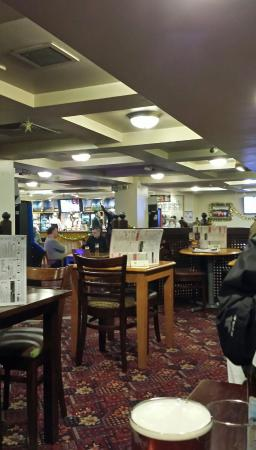 Kirkby, UK: Our local.