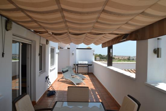 Sucina, Spanien: Huge Terrace atl.184 3.A