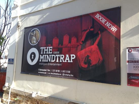 The MindTrap Chios