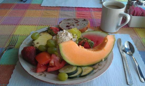 Lafayette, Τενεσί: Salad plate