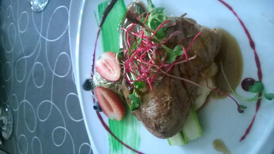 Hilton Puerto Vallarta Resort: Le Delice French restaurant