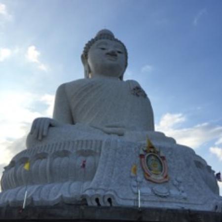 BIG BUDDHA - Picture of Phuket Big Buddha, Chalong ...